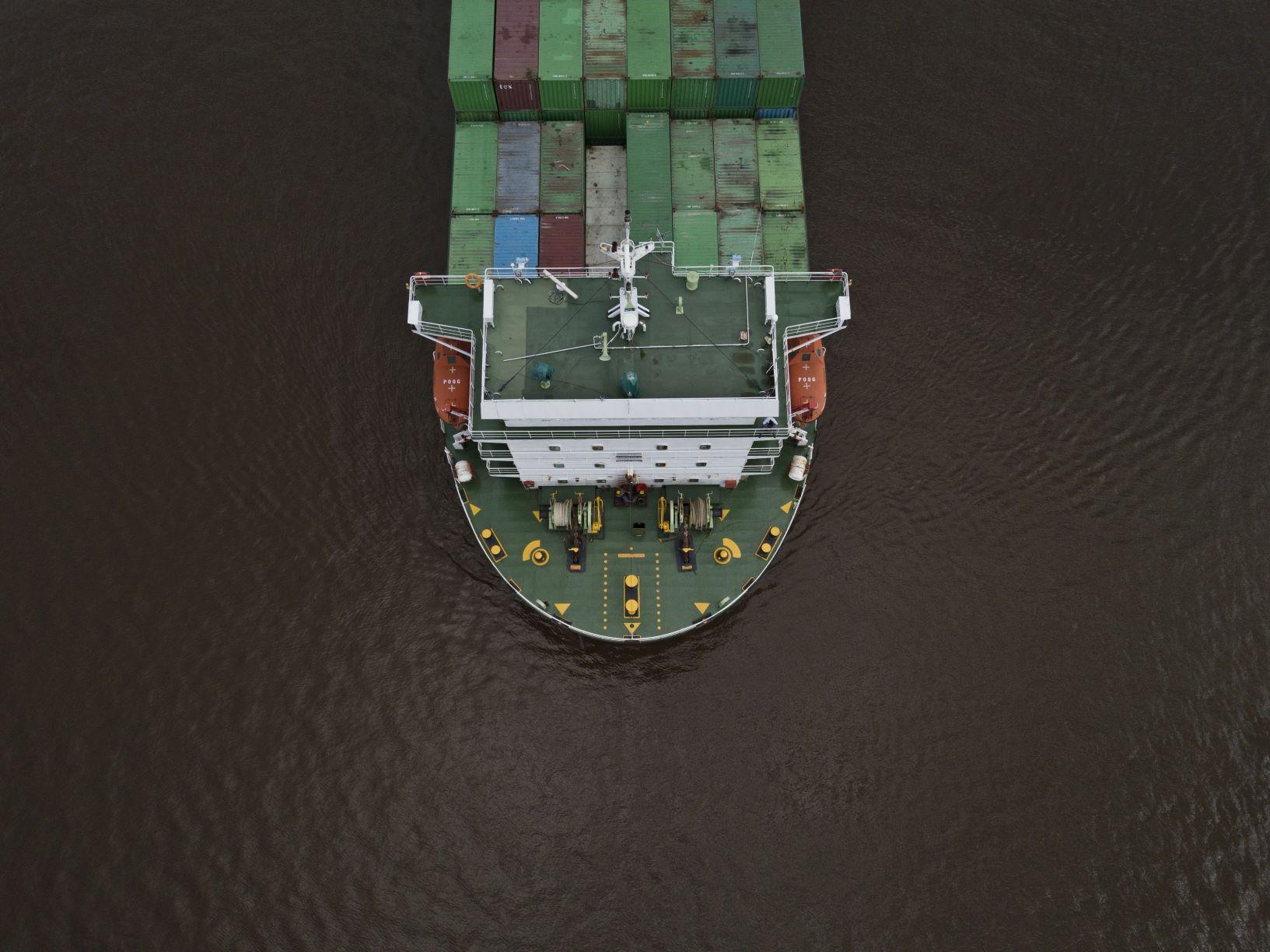 Riesgos a mitigar en el transporte de carga marítima